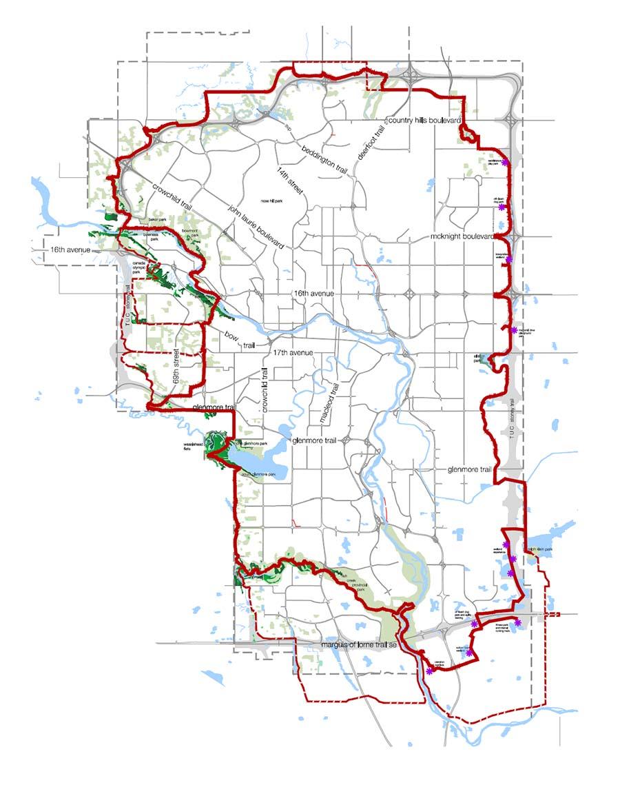 February 2016 Walking Saskatoon